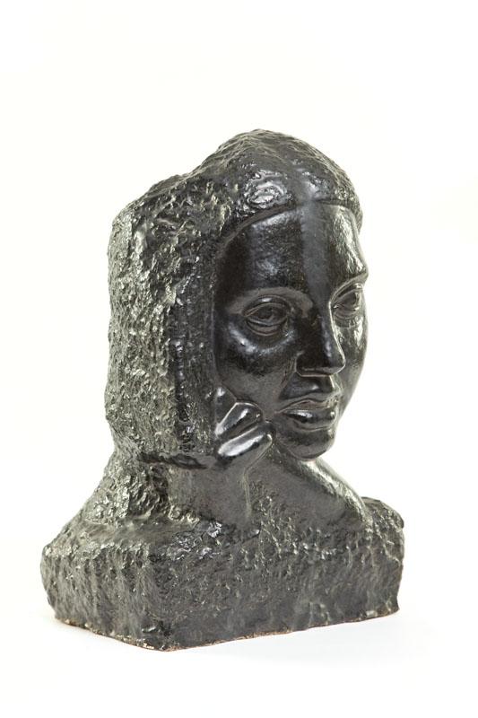 Głowa kobiety, 1957 r.