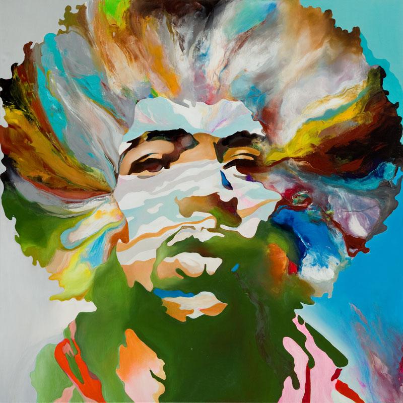 VooDoo Child Jimi Hendrix, 2015 r.