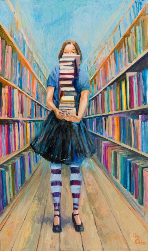 Niebieska Biblioteka, 2015 r.
