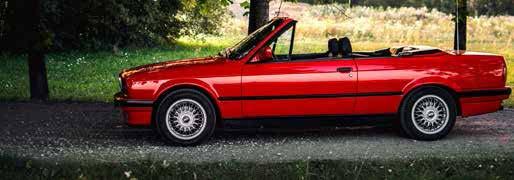 BMW 318i E30 Kabriolet 1990