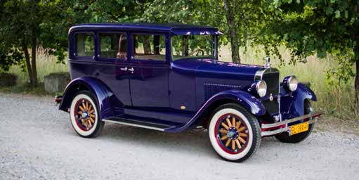 Dodge Brothers Victory Six 1928