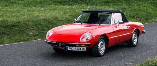 Alfa Romeo Spider 1978