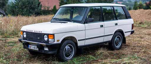 Range Rover Classic County 1995