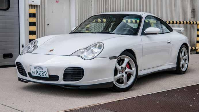 Porsche 911 4S (996) 2003