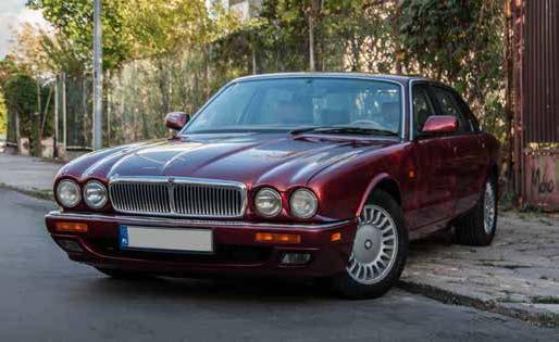 Jaguar XJ6 Sovereign 3.2 X300 1997