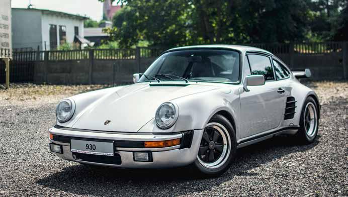 Porsche 911 930 Turbo 1980