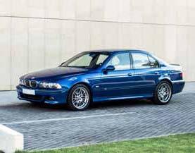 BMW M5 E39 1999