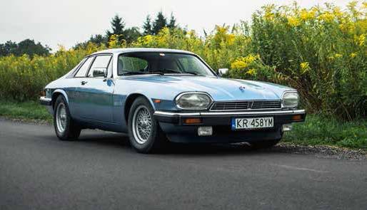 Jaguar XJS 3.6 1989