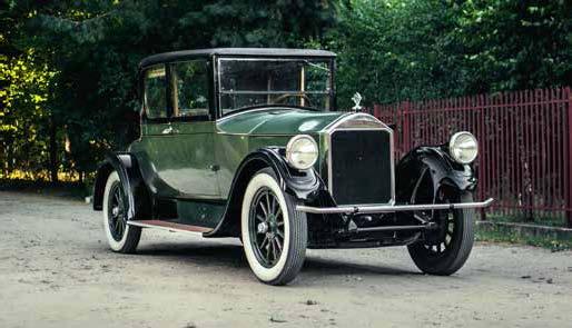Pierce Arrow 80 Opera Coupe 1925