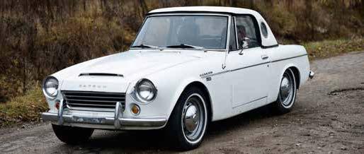 Datsun 1600 Roadster 1969