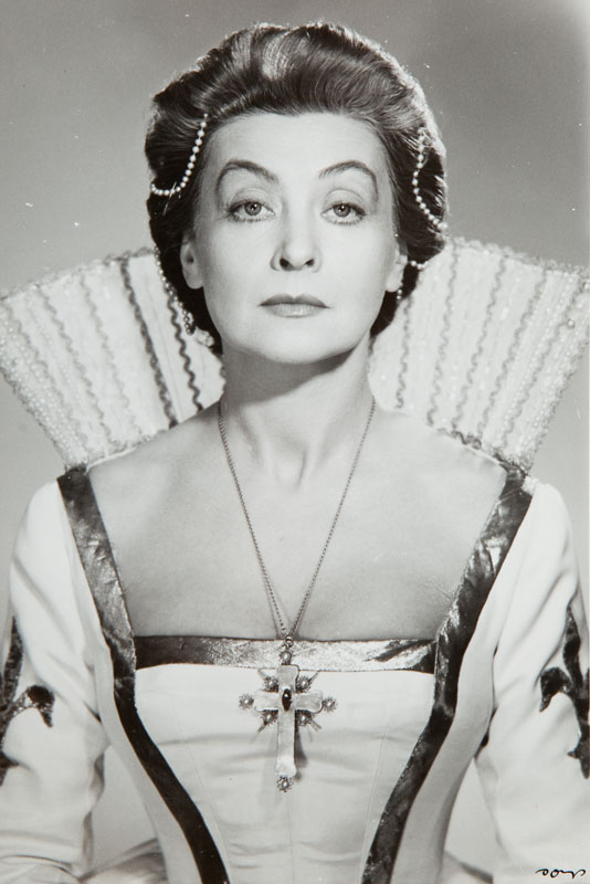Nina Andrycz, 1958 r.