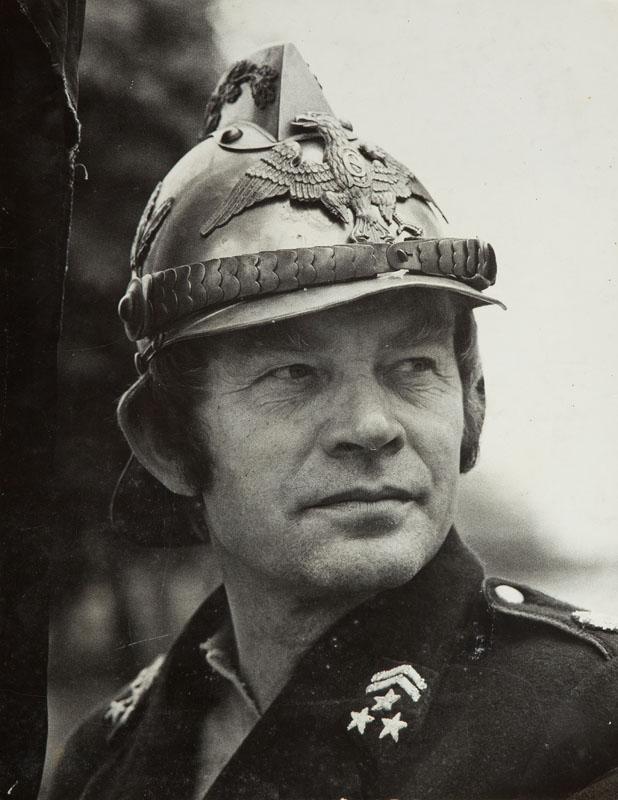 Władysław Hasior, 1975 r.