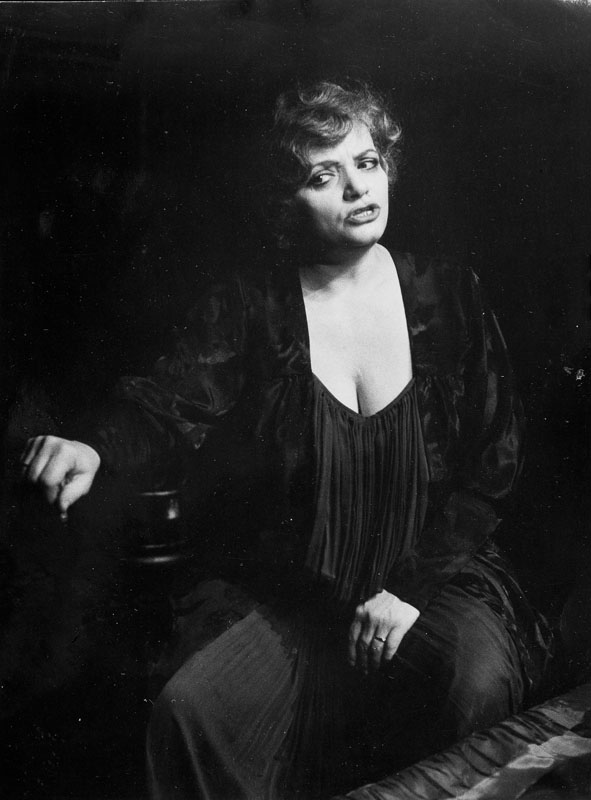 Anna Seniuk, 1992 r.
