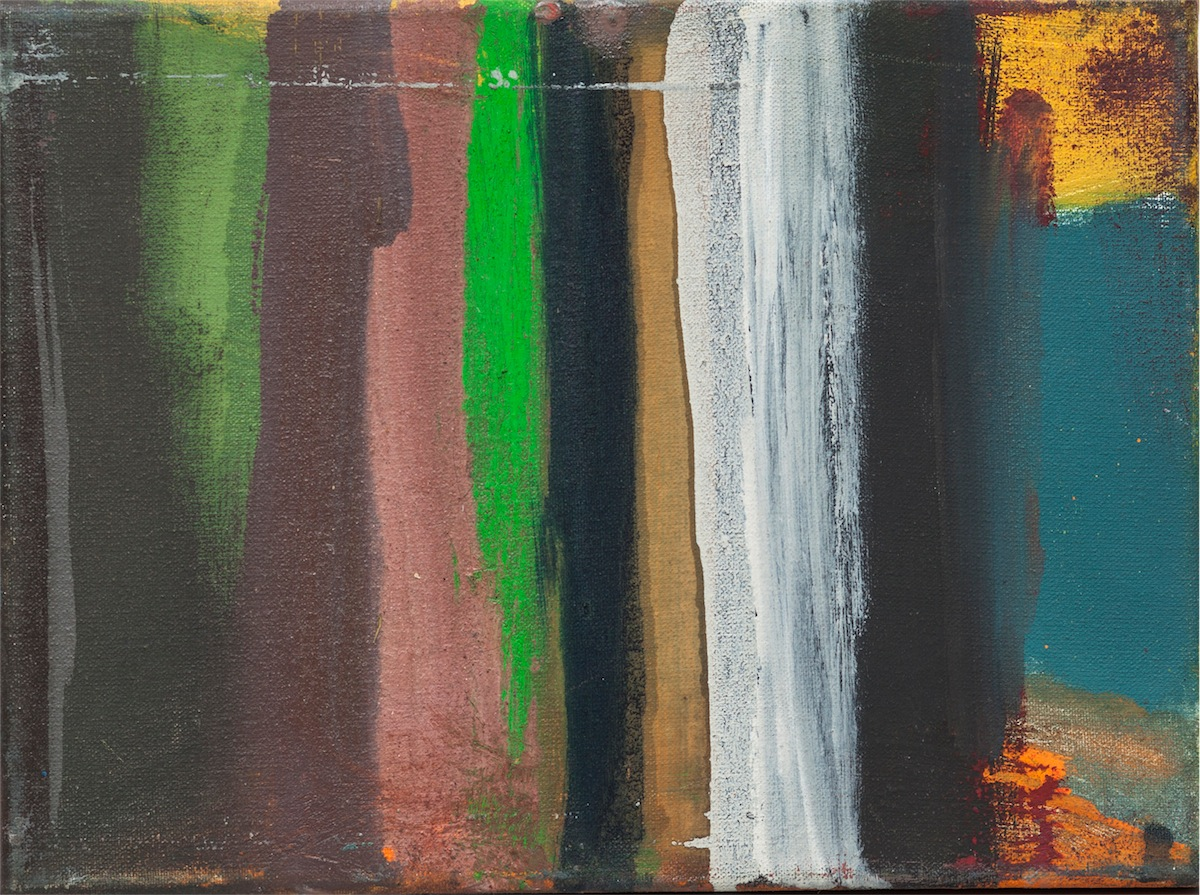 Composition abstract, 2010