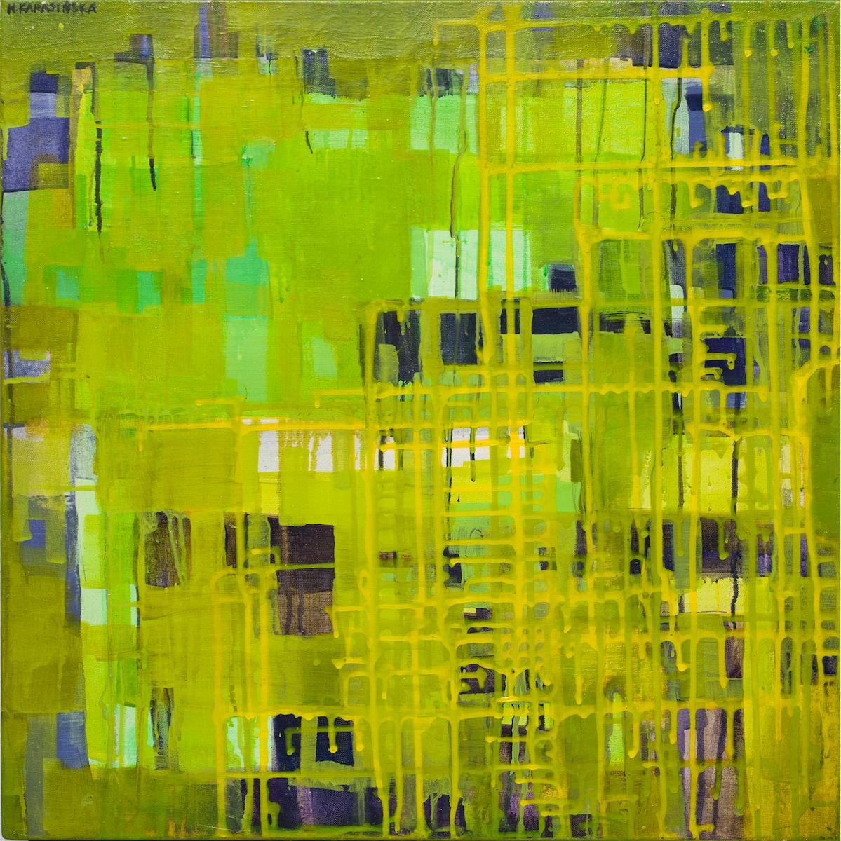 Żółcienie, 2014