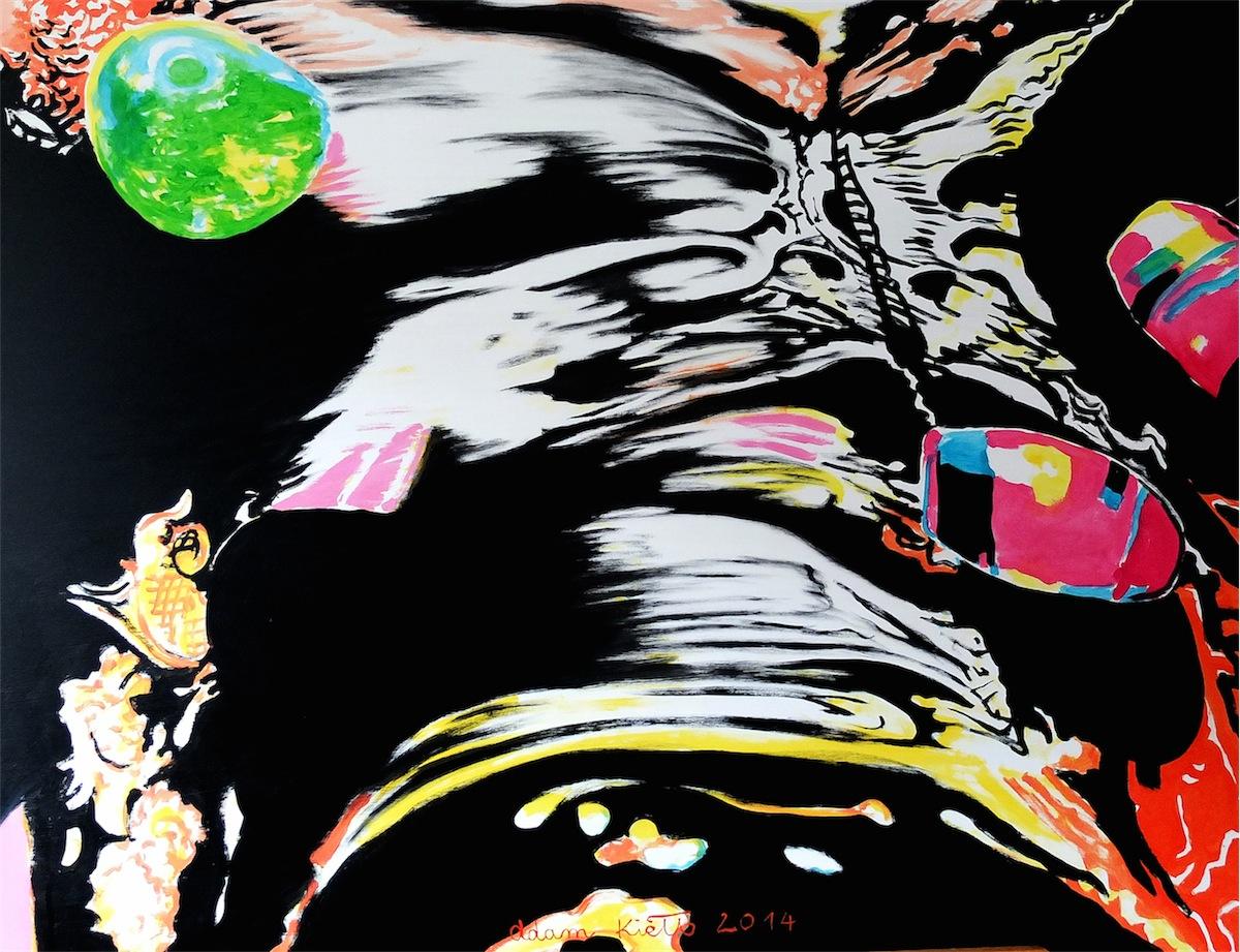 Abstrakcja (nr 47), 2014