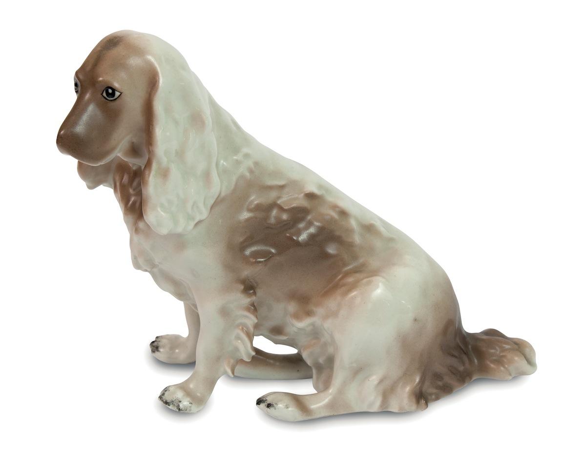Figurka psa - Cocer Spaniel