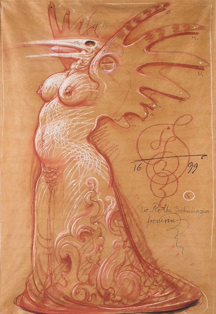 DIE ROTHE SCHWANZEN FRESSERN 1699 (1999)