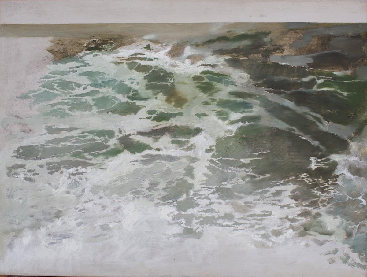 Struktura III (Może morze III), 2014
