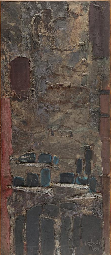 Spalony, 1959 r.