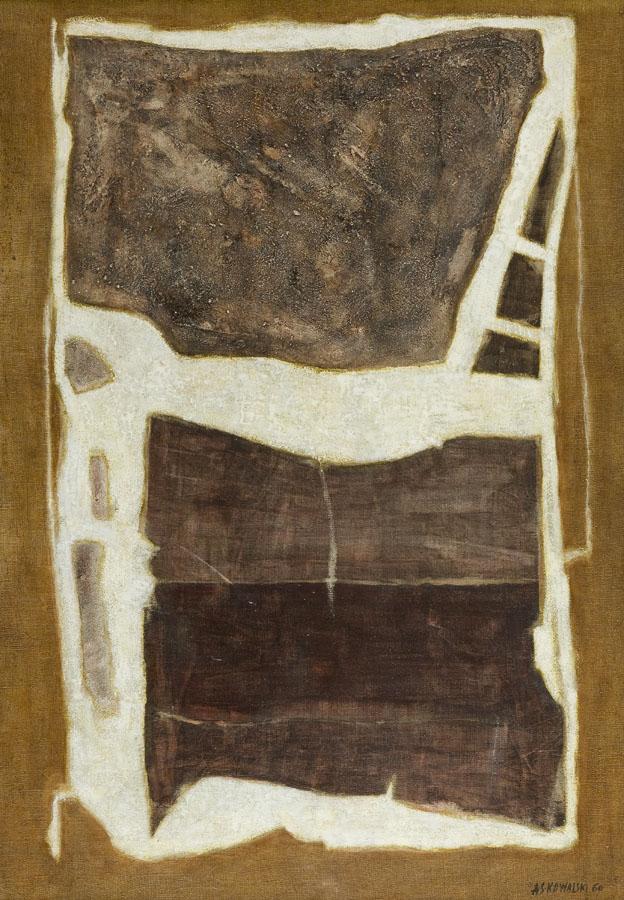 Obraz F-1, 1960 r.