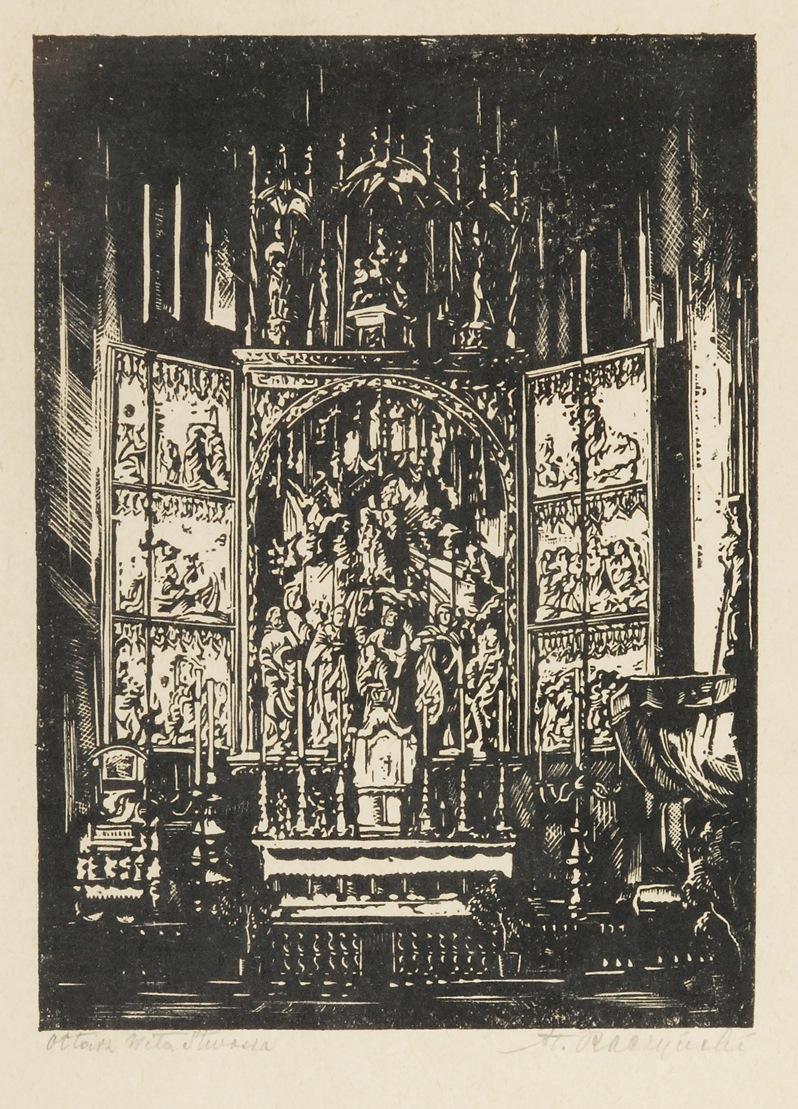 Ołtarz Mariacki Wita Stwosza