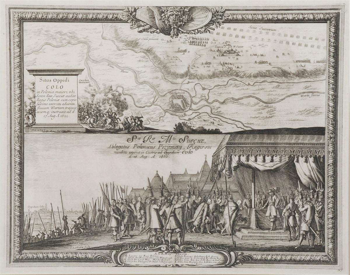 Jean Le Pautre/Lepautre (1618-1682), Jonson E