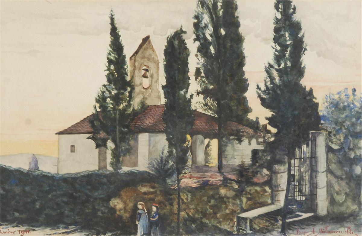 A. MIŁASZEWSKI (XX w.)