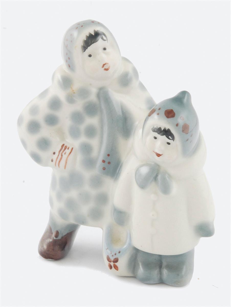 Eskimoskie dzieci