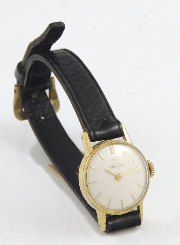 Zegarek damski Tissot