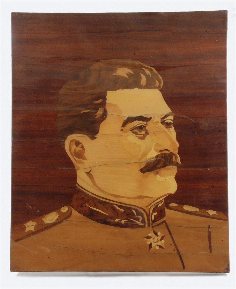 Wizerunek Józefa Stalina w mundurze Generalissimusa