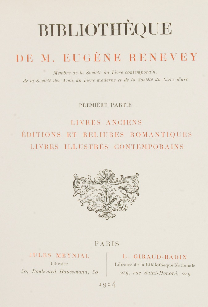 M. Eugene RENEVEY