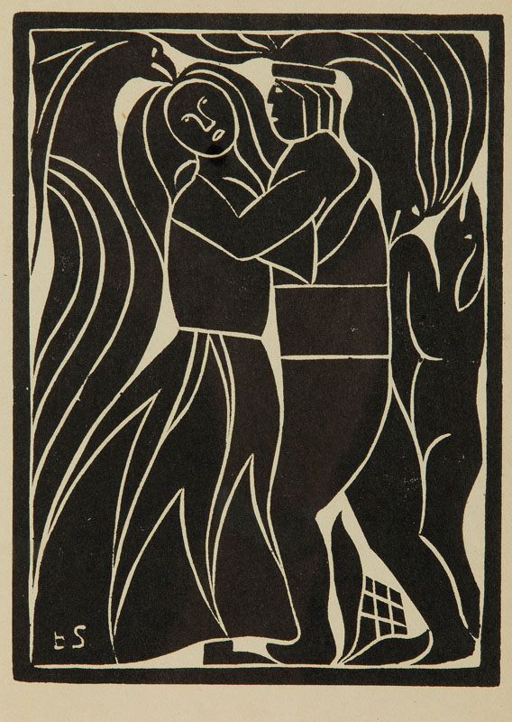 Taniec, 1925/1926 r.