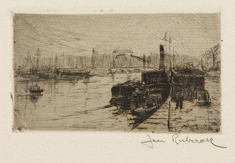 Port w Rouen