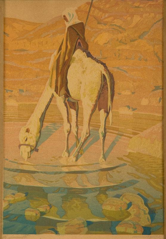 Beduin, 1937 r.