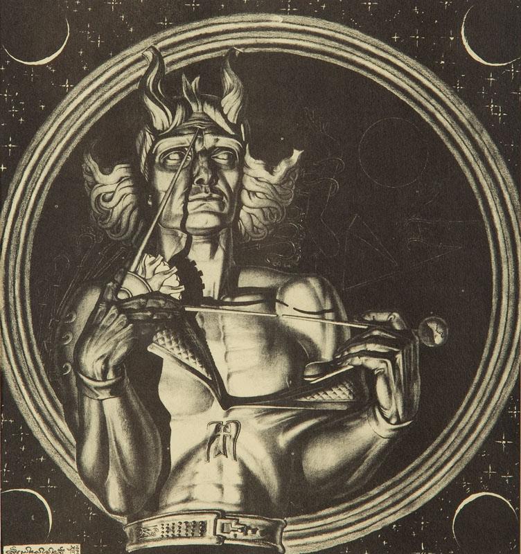 Portret (symboliczny) Mikołaja Kopernika