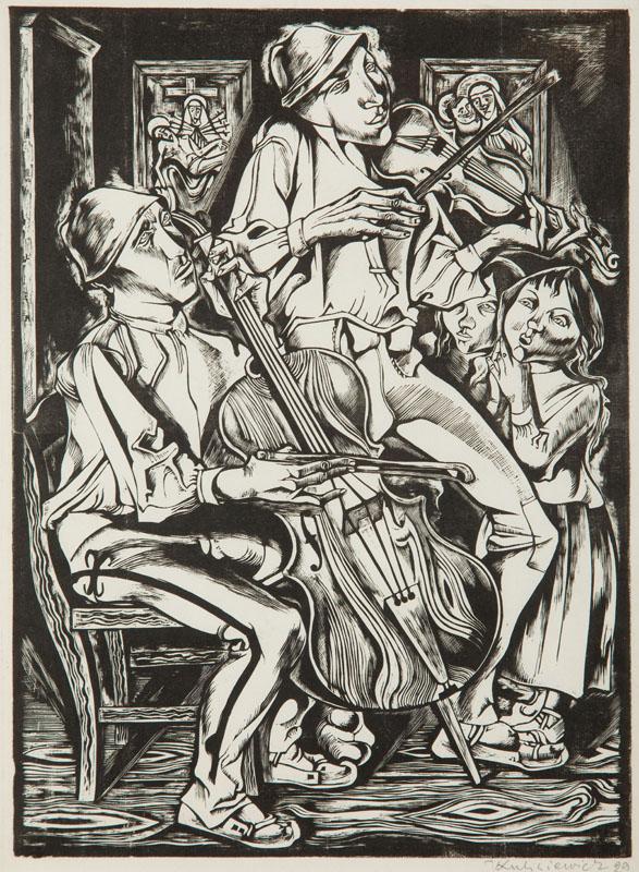 Orkiestra, 1929 r.