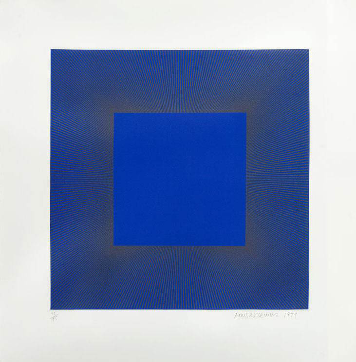 Midnight Suite (Blue with Black), 1979 r.