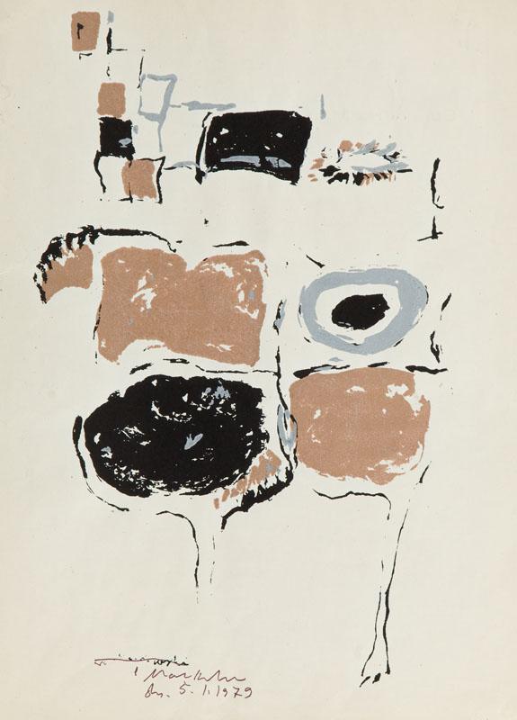 Bez tytułu, 1979 r.
