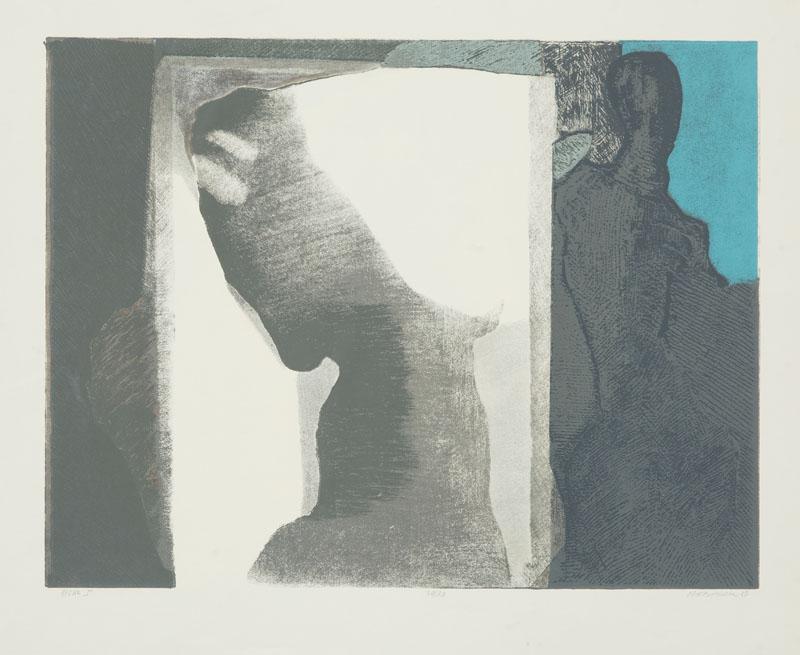 Głowa I, 1987 r.