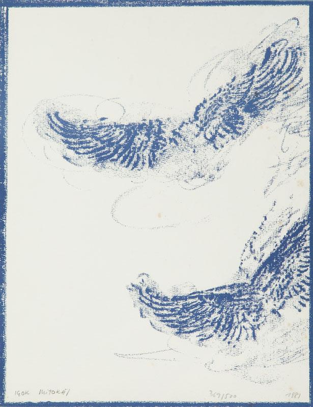 Niebieskie skrzydła, 1981 r.