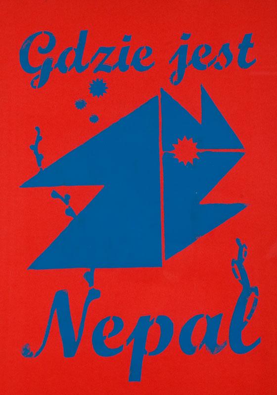 Gdzie jest Nepal, 2009 r.