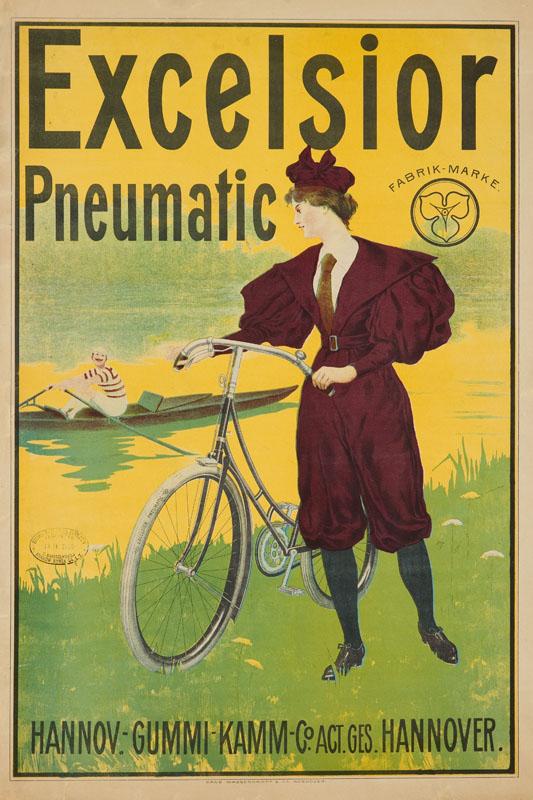 Excelsior Pneumatic, 1898 r.