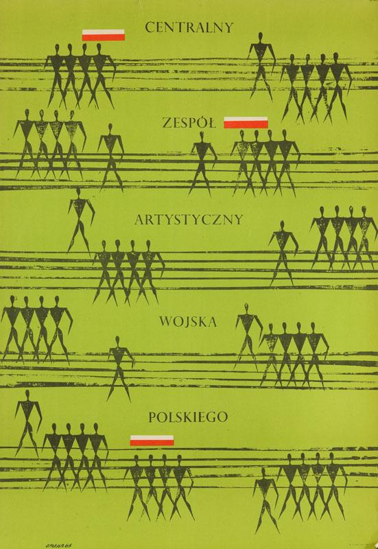 Centralny Zespół Artystyczny Wojska Polskiego, 1963 r.
