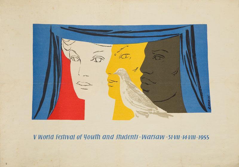 Światowy Festiwal Młodzieży i Studentów, 1955 r.