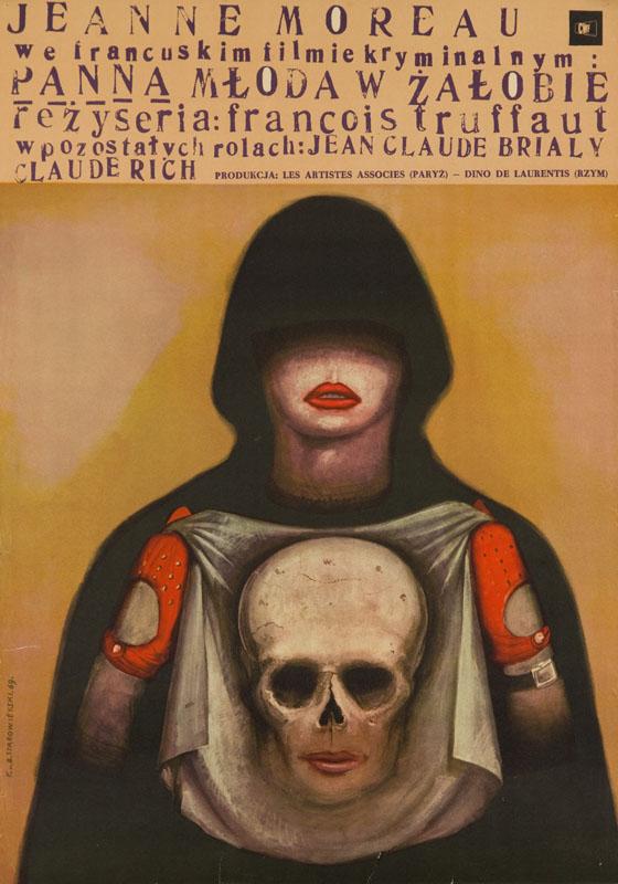 Panna młoda w żałobie, po 1969 r.