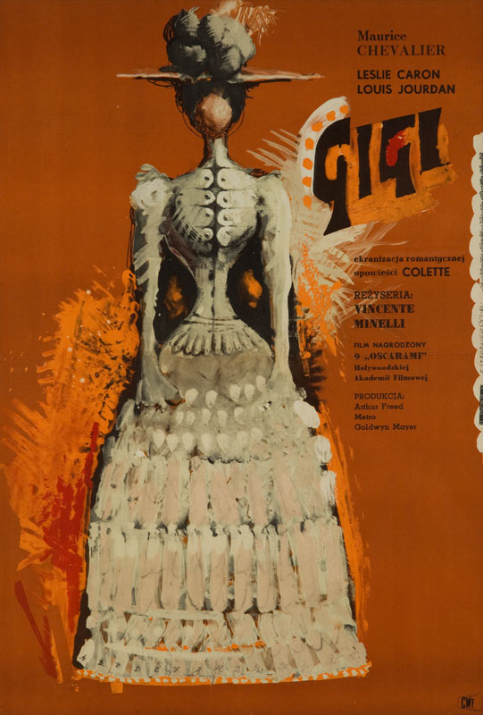 Gigi, 1961 r.