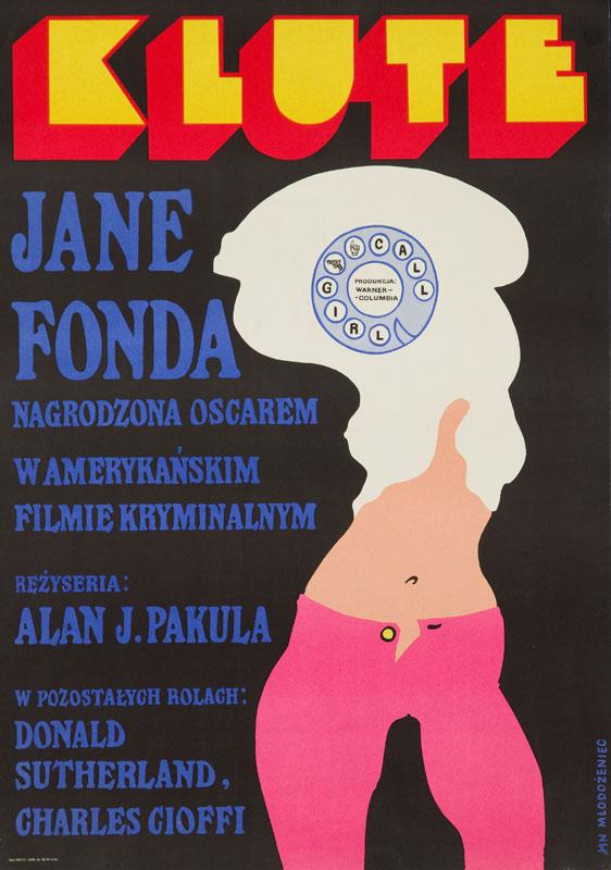 Klute, 1971 r.