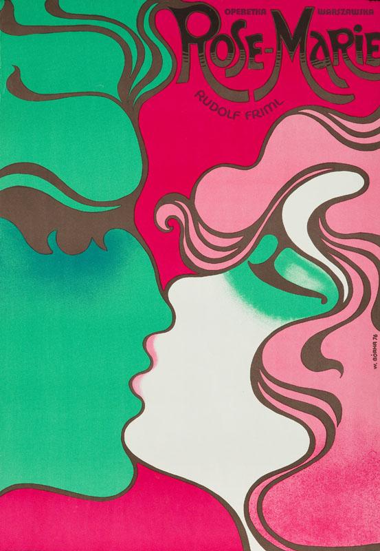 Rose-Marie, 1976 r.