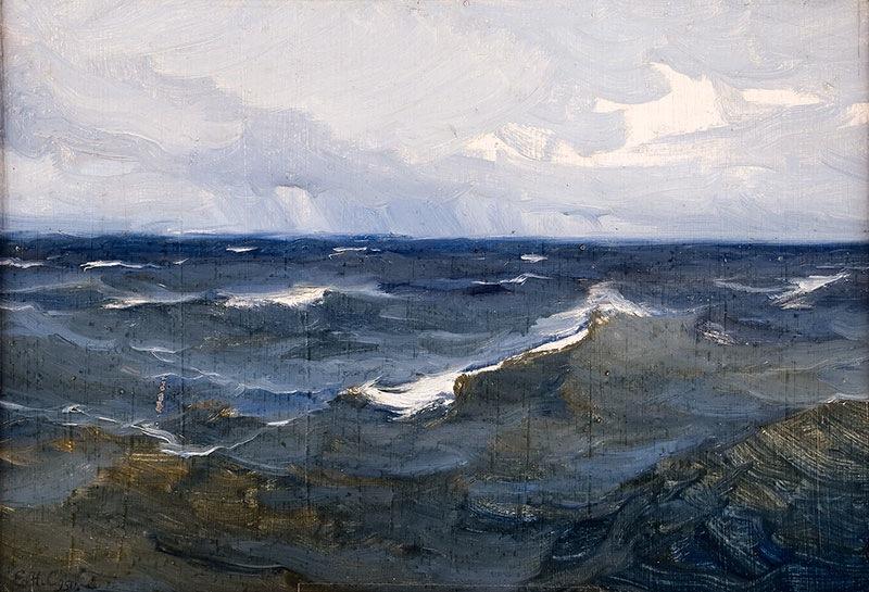 Morze, 1950 r.